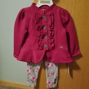 NWT Baby girl outfit